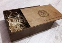 Фирменная упаковка, подарочная упаковка из дерева и фанеры под заказ