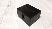 Коробка для колец из дерева