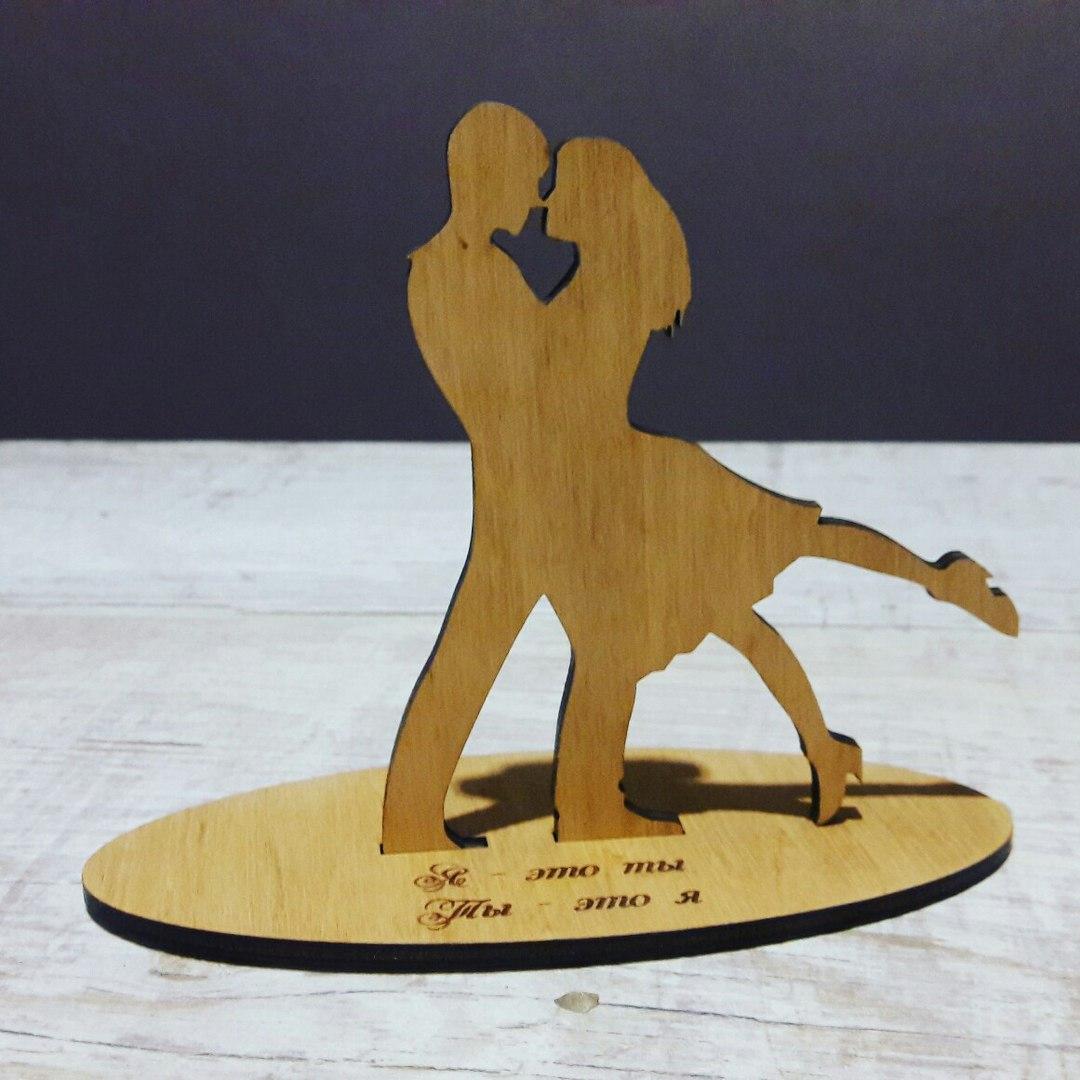 Эксклюзивные сувениры из дерева. Фигурки и статуетки из фанеры