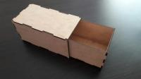 Коробка в коробке из фанеры под заказ в Харькове