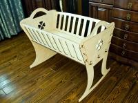 Переносная кроватка для новорожднных, колыбель , переносная люлька