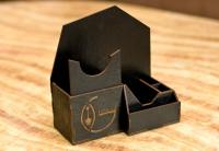Органайзер для салфеток, перца, соли, зубочисток. Лазерная резка и гравировка дерева, фанеры и картона