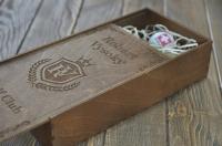 Деревянные коробки из фанеры под заказ. Лазерная резка фанеры в Харькове