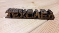 Объеиные деревянные слова