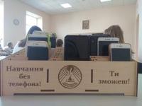 Подставка-органайзер для телефонов, аксессуаров
