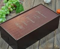 Подарочная коробка для бокалов