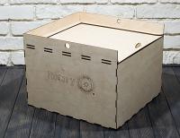 Деревянная коробка из фанеры для Rotary