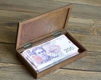 Коробка для денег для ресторана Компас