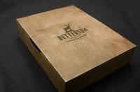 Фирменная упаковка, коробки из дерева