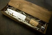 Лазерная резка фанеры при изготовление подарочной упаковки для сувениров