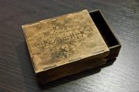 Фирменная упаковка, упаковка из дерева, коробки из дерева и фанеры