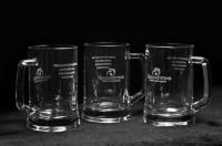 Нанесение логотипа на стекло, бокалы, чашки, стаканы