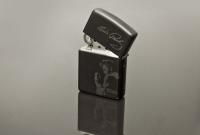 Зажигалка с гравировкой Элвиса Пресли