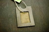 Чехол из натуральной кожи для карт, документов, водительского удовстоверения, техпаспорта