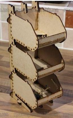 Коробки, шкатулки, упаковка из дерева