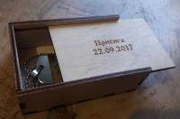 Сувенирная коробка