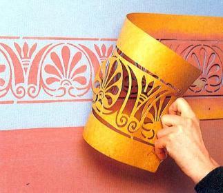 Трафареты для покраски
